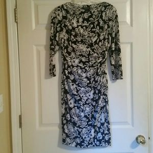 Lauren Ralph Lauren Knit Dress EUC Sz 4